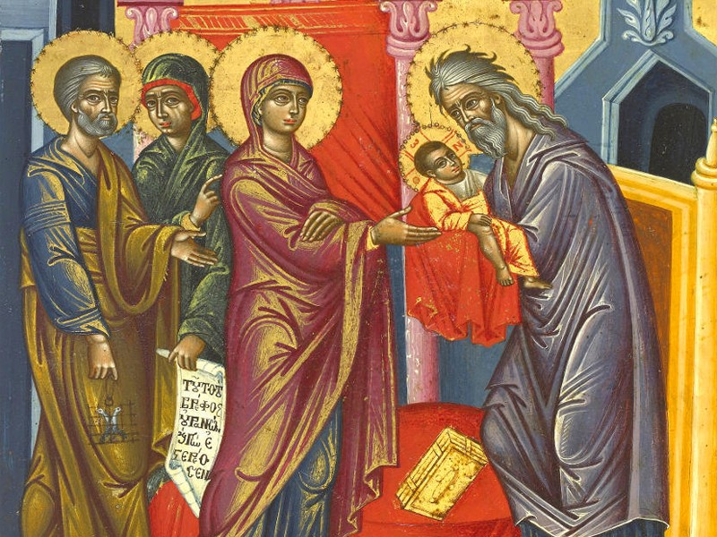 Join Us for Candlemas, 3 February