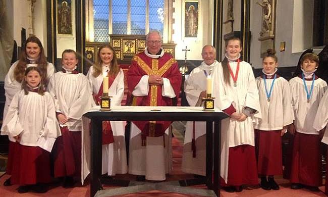 Join Prescot Parish Church Choir