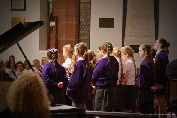 Mayor of Prescot's Charity Christmas Concert