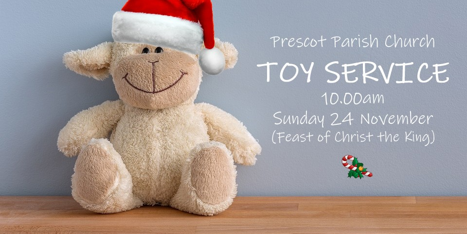 2019 Prescot Parish Toy Service