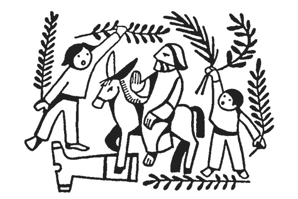 A Short Service for Palm Sunday (Video)