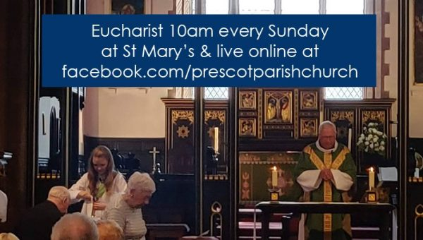 Join Us Online or in Person