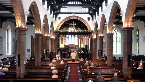 What to Expect at Prescot Parish Church Post-Lockdown